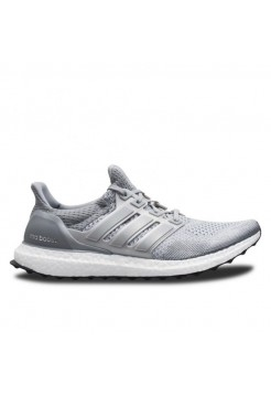Кроссовки Adidas Ultra Boost Silver (ЕV-529)