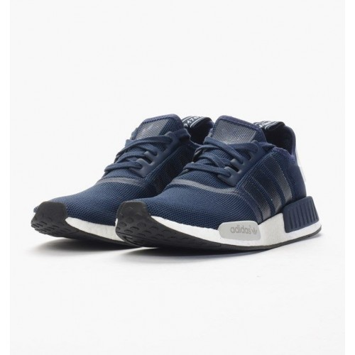 Кроссовки Adidas NMD Runner Core Blue (Е-229)