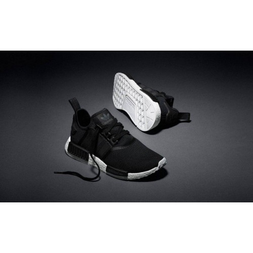 Кроссовки Adidas NMD Runner Turbo Black (О422)