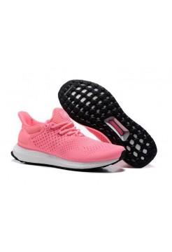 Кроссовки Adidas Ultra Boost Розовый (Е-411)
