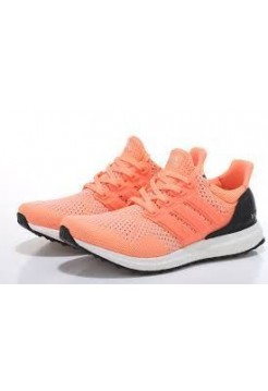 Кроссовки Adidas Ultra Boost Orange (Е-413)