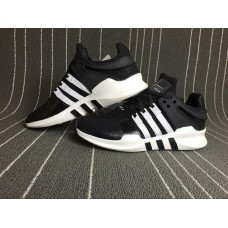 Кроссовки Adidas Ultra Boost Black-White (Е-502)