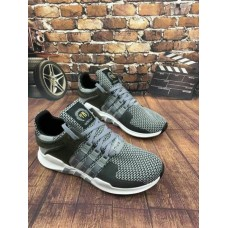 Кроссовки Adidas EQT Originals Running Dark Grey (А327)