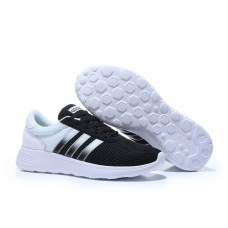 Кроссовки Adidas Gazelle Neo Black/White (Е-325)