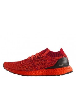 Кроссовки Adidas Ultra Boost Uncaged Red (Е-414)