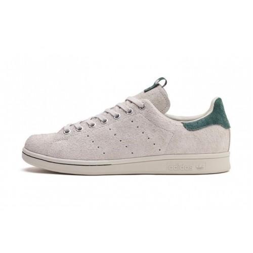 Кроссовки Adidas Consortium Stan Smith Белые (Е-015)