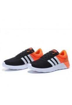 Кроссовки Adidas Gazelle Neo Orange/Bl/Wh (Е-326)
