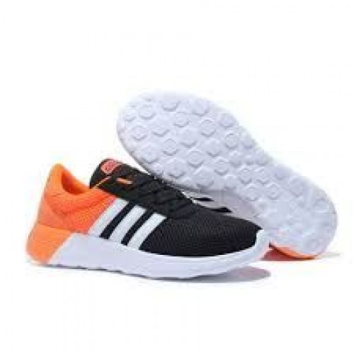 Кроссовки Adidas Gazelle Neo Orange/Bl/Wh (Е-326)