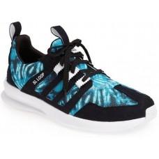 Кроссовки Adidas Originals SL Loop Runner Turquoise (Е-361)