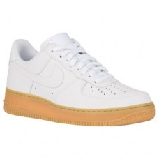 Кроссовки Nike Air Force White Gum (Е-124)