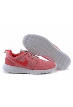 Кроссовки Nike Roshe Run Premium Rose (Е-512)