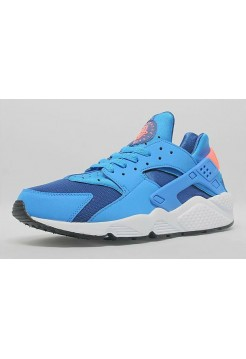 Кроссовки Nike Air Huarache Blue (Е-711)