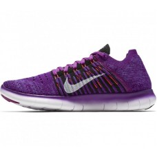 Кроссовки Nike Free Run Flyknit Purple (Е-122)