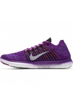 Кроссовки Nike Free Run Flyknit Purple (Е-122)