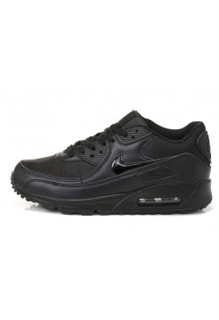 Кроссовки Nike Air Max 90 Essential All Black (E-323)