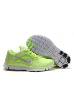 Кроссовки Nike Free Run Plus Green (Е-354)