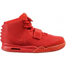 Кроссовки Nike Air Yeezy 2 Red (Е-511)