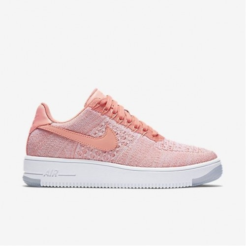 Кроссовки Nike Air Force Low Ultra Flyknit Orchid (Е-277)