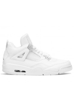 Кроссовки Nike Air Jordan All White (Е-241)