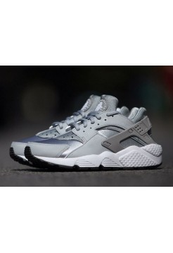 Кроссовки Nike Air Huarache Grey (V713)