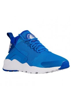 Кроссовки Nike Air Huarache Ultra Blue (Е-712)
