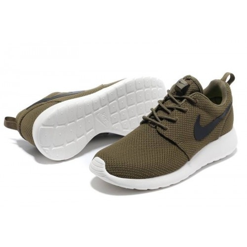 Кроссовки Nike Roshe Run II Brown (Е-156)