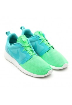 Кроссовки Nike Roshe Run Hyperfuse QS Green (Е-515)