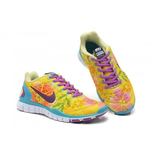 Кроссовки Nike Free Run TR Fit Summer Edition (Е-351)