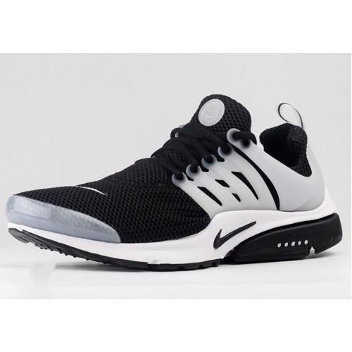 Кроссовки Nike Air Presto Bl/Wh/Gr (Е-214)