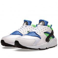 Кроссовки Nike Air Huarache Scream Green (Е-715)