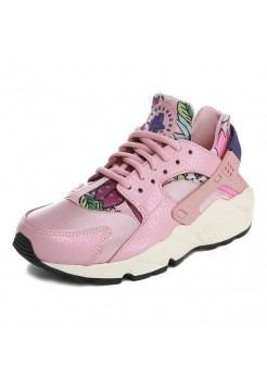 Кроссовки Nike Air Huarache rose (Е-716)