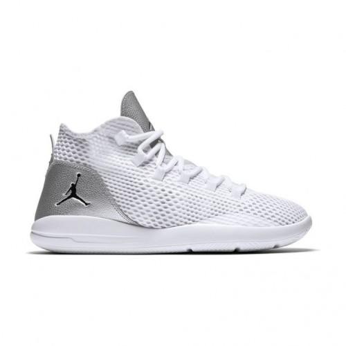 Кроссовки Nike Air Jordan White (Е-241)