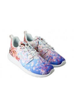 Кроссовки Nike Roshe Run Cherry Blossom (Е-374)