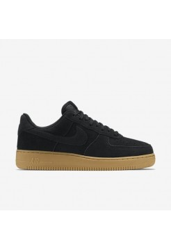 Кроссовки Nike Air Force Low Black Gum (VА283)