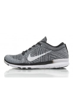 Кроссовки Nike Free Run Flyknit Grey (ЕАО128)