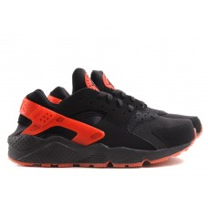 Кроссовки Nike Air Huarache Black/Red (ЕV-716)