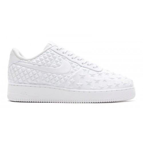 Кроссовки Nike Air Force Star Pack White (Е-285)