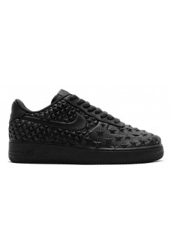 Кроссовки Nike Air Force Star Pack Black (Е-286)