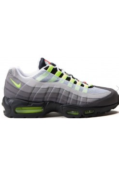 Кроссовки Nike Air Max 95 Grey (Е-391)