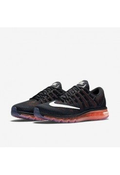 Кроссовки Nike Air Max 2016 Solar Red/Black (Е-121)