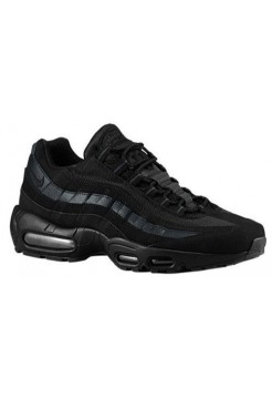 Кроссовки Nike Air Max 95 Black (Е-392)