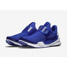 Кроссовки Nike Sock Dart SE Blue (Е-582)