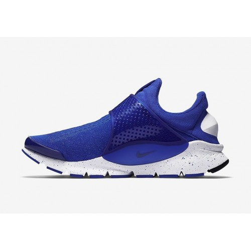 Кроссовки Nike Sock Dart SE Blue (Е-582)