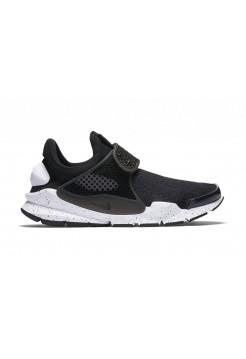 Кроссовки Nike Sock Dart SE Black And White (Е-583)