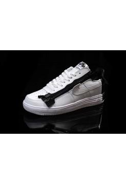 Кроссовки Nike Air Force Acronym x NikeLab Lunar White (Е-212)
