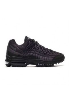 Кроссовки Nike Air Max 95 Ultra SE Black/Dark Grey (Е-393)