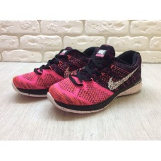 Кроссовки Nike Flyknit Lunar 3 Early Rose (E-243)