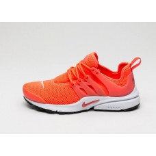 Кроссовки Nike Air Presto Flyknit Orange (Е-222)