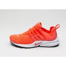 Кроссовки Nike Air Presto Flyknit Orange (Е-222)