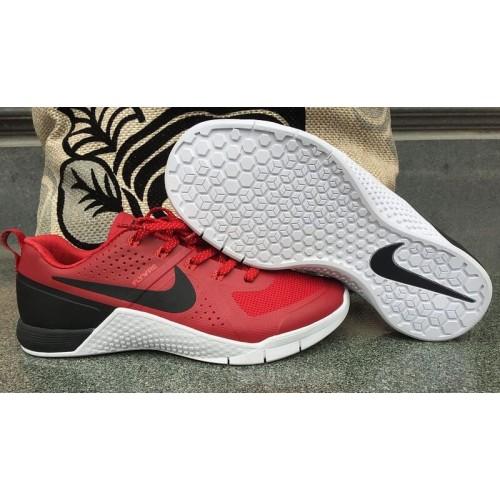 Кроссовки Nike Metcon Red (Е-366)